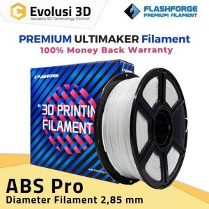 ABS Pro 1Kg 2.85mm Ultimaker Black