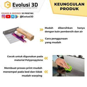 Keunggulan Magigoo PP Series Glue Stick PP Polypropylene