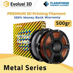 Metal 500gr 1.75mm Filament Bronze Aluminium Copper