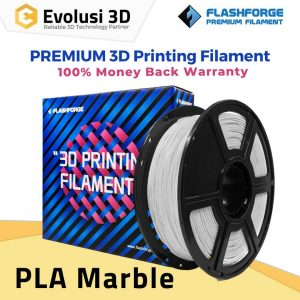 PLA Marble 1Kg 1.75mm Filament Brown