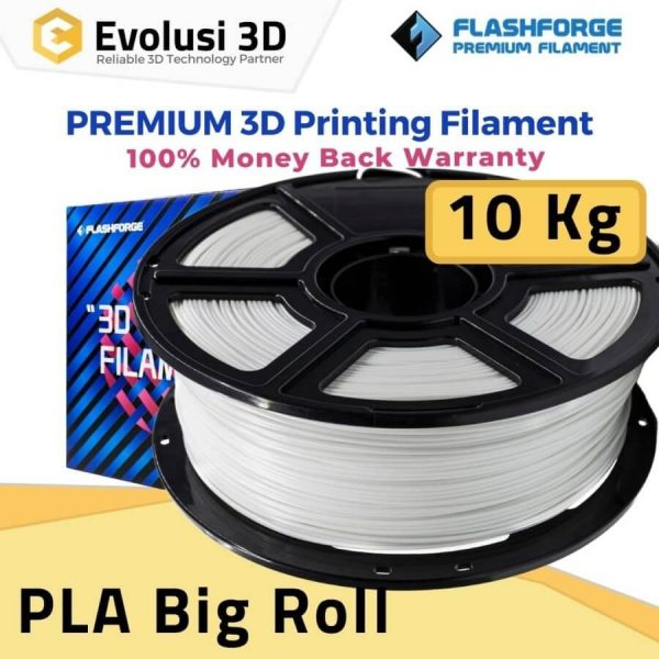PLA Pro Big Roll 10Kg Natural