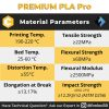 PLA Pro Big Roll 3kg White