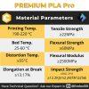 PLA Pro Big Roll 5kg White