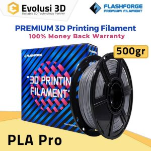 PLA Pro Filament 500gr for every FDM Green
