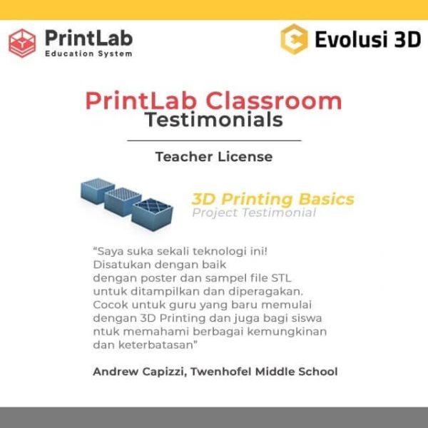 PrintLab Classroom Testimonials