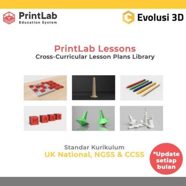 PrintLab Lessons
