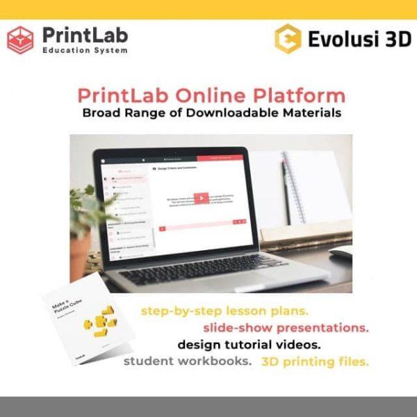 PrintLab Online Platform