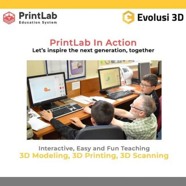 PrintLab in Action