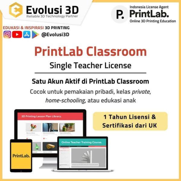 PrintLab Starter Package Edukasi Basic Pemula