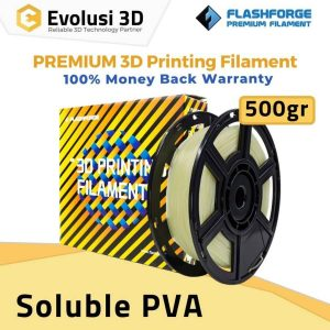 Soluble PVA 500g 1.75mm Support for PLA Filament