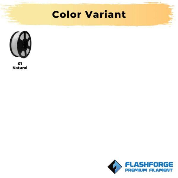 Color Variant Tinta Spesial Filament HIPS 1kg Natural
