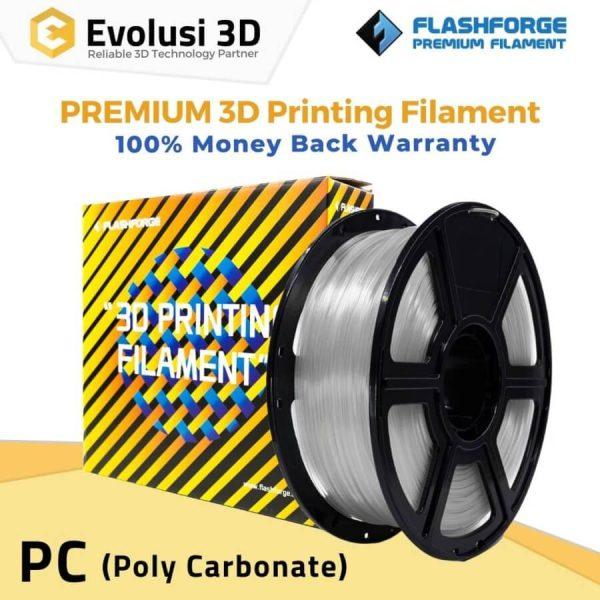 Tinta Spesial Filament PC 1kg Natural
