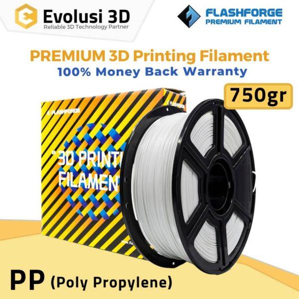 Tinta Spesial Filament PP 750gr Natural