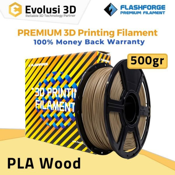 Tinta Spesial Filament Wood 500gr Light
