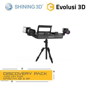 Discovery Pack Add On Evolusi 3D