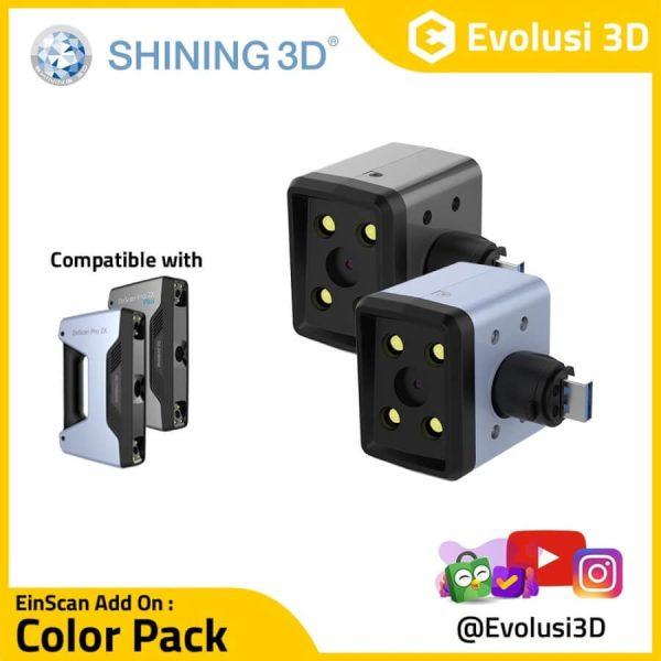 Color Pack Add ON Evolusi 3D