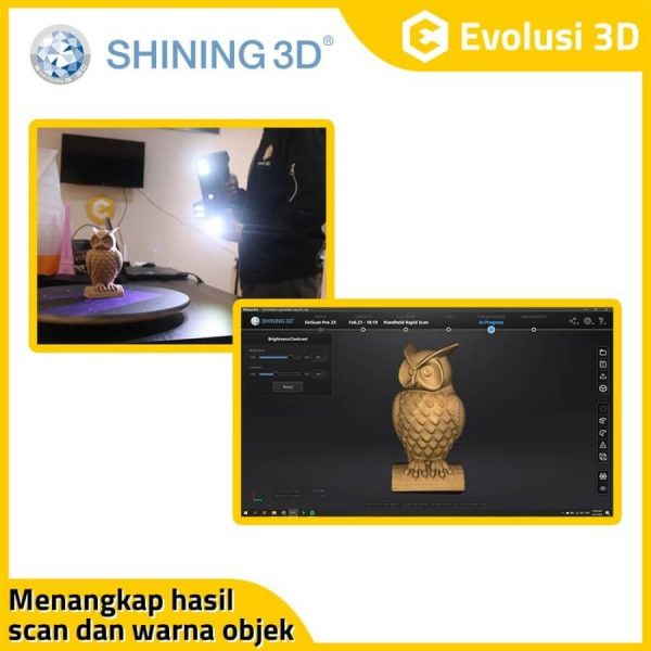 Proses scanner color pack add on